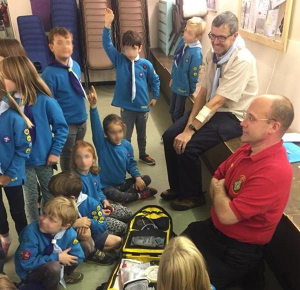 Beavers First Aid